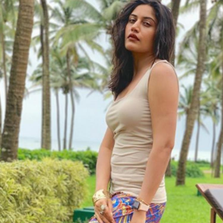 Surbhi Chandna looks like a complete stunner as she vacays her way into the week; check it out