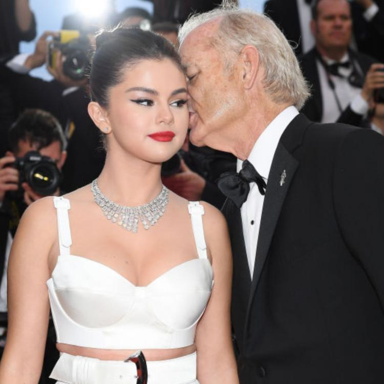 Selena Gomez finally reveals THIS is what Bill Murray whispered into her ears at Cannes 2019 red carpet