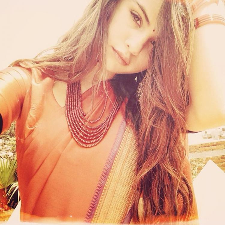 Flashback Friday: When Selena Gomez wore a saree and broke the internet; Check it out