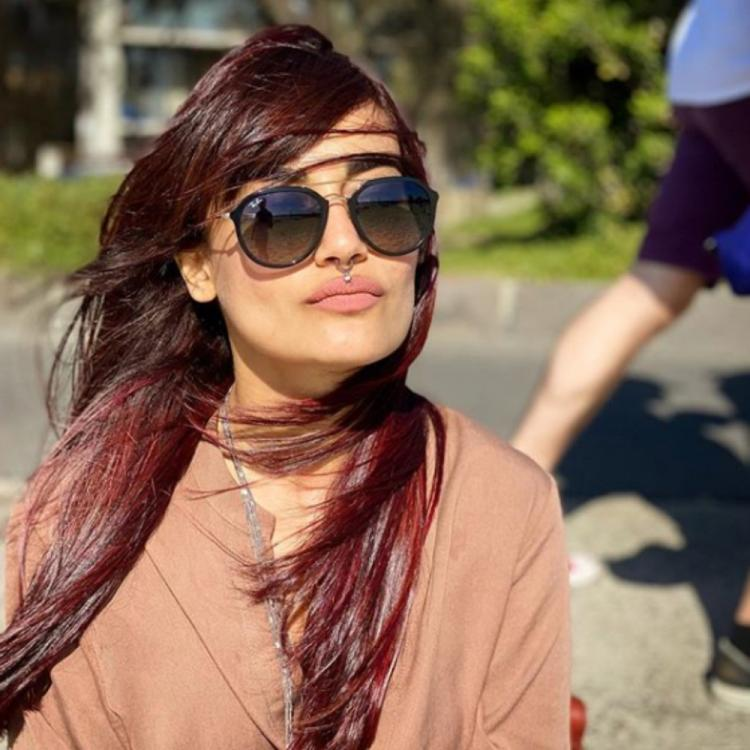 PHOTOS: Surbhi Jyoti enjoys a sunny day by the beach but it's her nose ring that has our attention