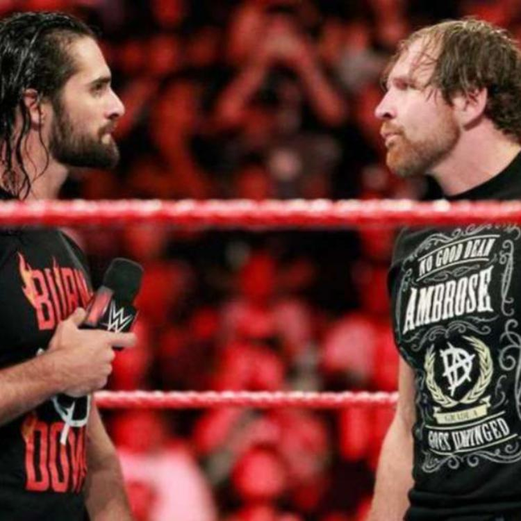 Seth Rollins shared stated that WWE is going to knock AEW dead just like they do with everybody else.