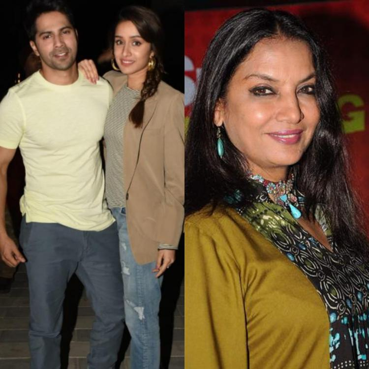 Shabana Azmi Accident: Varun Dhawan and Shraddha Kapoor request media to not share pictures of the actress