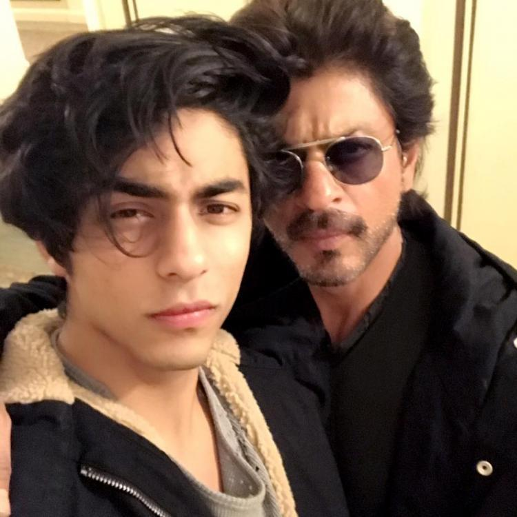 Shah Rukh Khan: Aryan Khan is writing, directing and learning stuff for four years