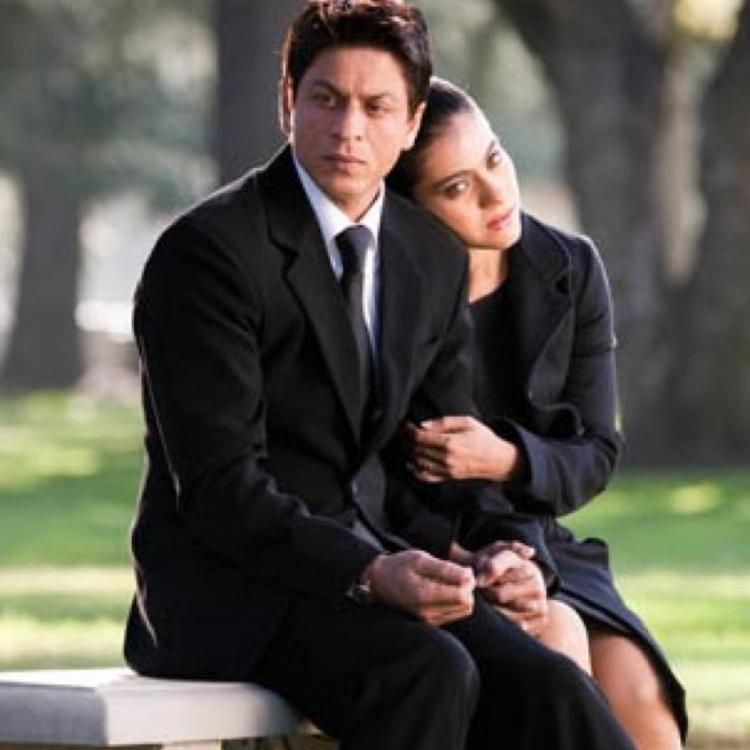 Shah Rukh Khan dubs My Name Is Khan as the 'finest film' of his and Kajol's career on its 10th anniversary