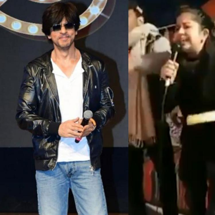 Shah Rukh Khan gets trolled by anti CAA and NRC protestors on his silence; Crowd sings his song from DDLJ