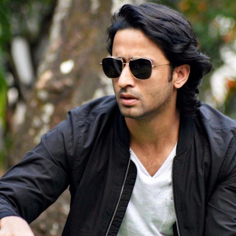 Shaheer Sheikh shares a cool biker picture of him and it will make all the girls weak in the knees; View pic
