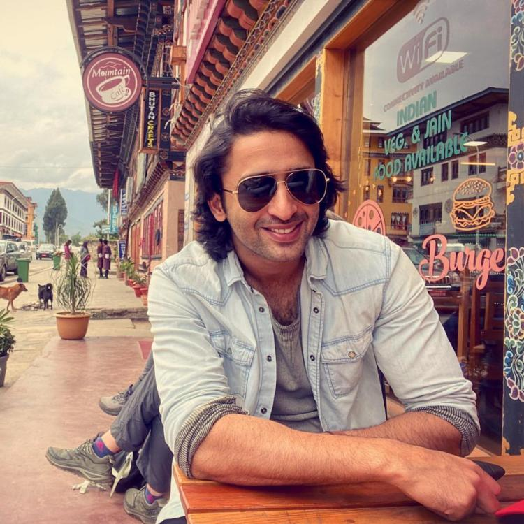 Shaheer Sheikh looks handsome as ever as he poses in Bhutan; View Pic