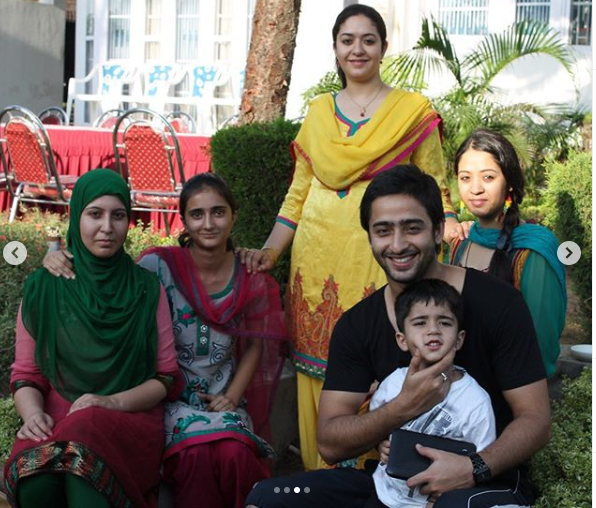 Shaheer Sheikh remembers his friends and cousins with heartfelt posts and loads of throwback PHOTOS