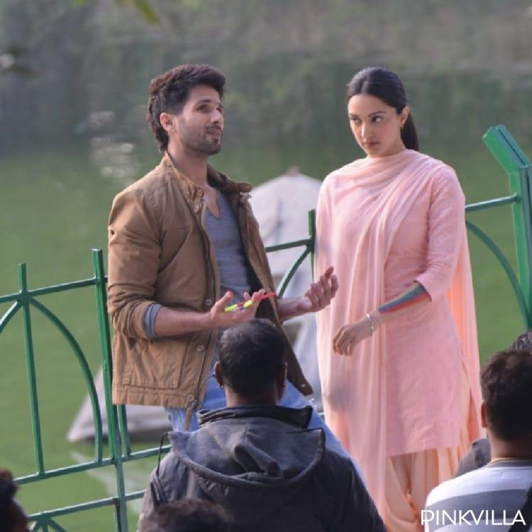 Kiara Advani says that she can't see anyone but Shahid Kapoor in and as Kabir Singh