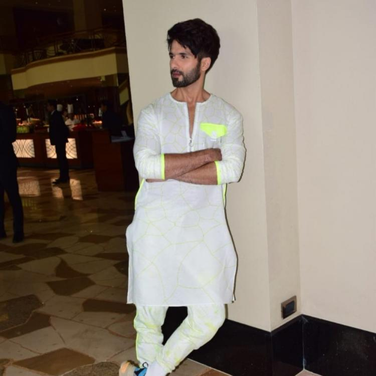 Shahid Kapoor: I feel like people are loving the film & the character almost the way Kabir Singh loves Preeti