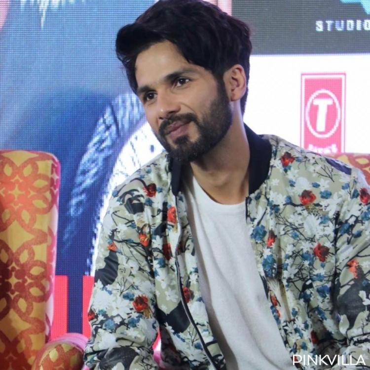 Shahid Kapoor REVEALS how he could relate to Kabir Singh; Says, 'I do have intense emotions'