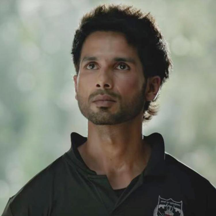 Shahid Kapoor on fans' perception that he is ideal for Kabir Singh: I never feel I am perfect for any role