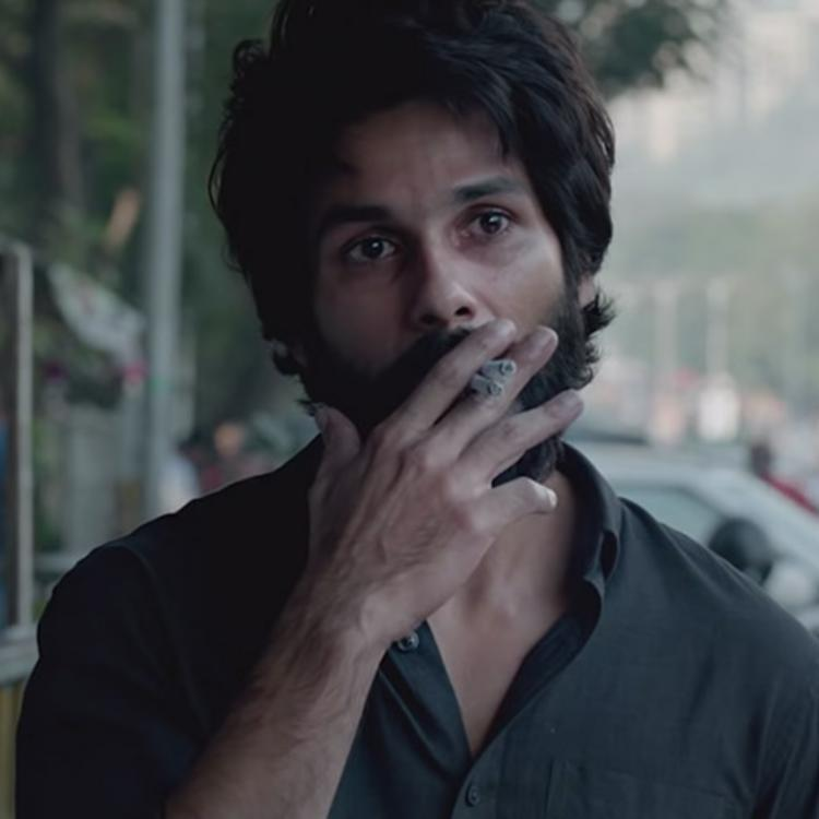 Shahid Kapoor SHOCKED after fan spots goosebumps on his hand during a scene in Kabir Singh