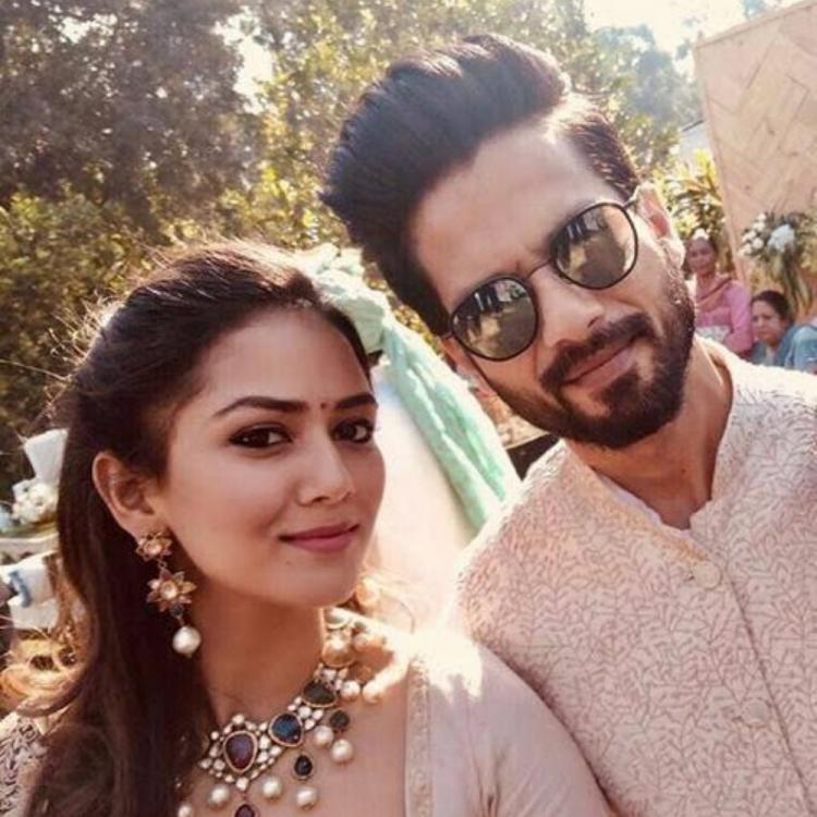 Shahid Kapoor OPENS UP on Mira Rajput: She is my biggest reality because we share our lives together