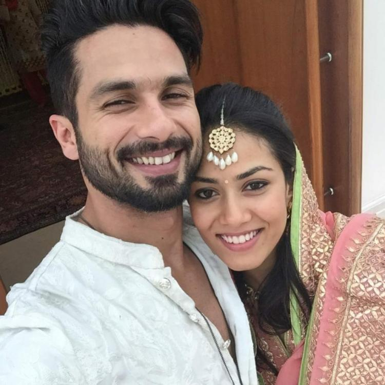 Shahid Kapoor and Mira Rajput share details of their wedding and open up on renewing vows; Deets inside