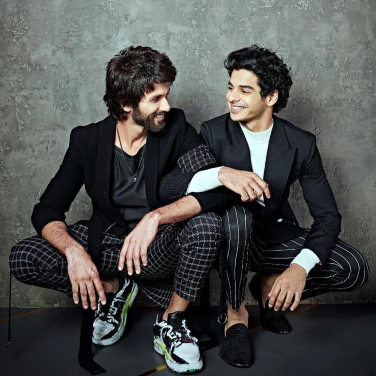 Shahid Kapoor and brother Ishaan Khatter to share screen space in THIS film