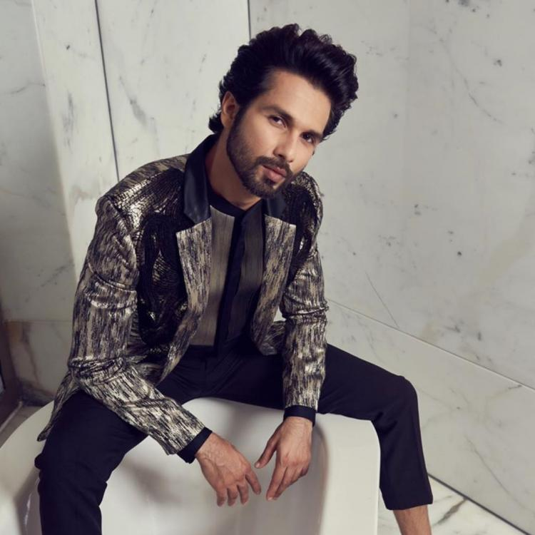 Shahid Kapoor on his injury: Jersey has taken a little bit of my blood but a script this good deserves that