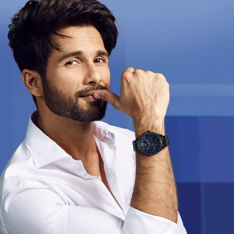 Shahid Kapoor OPENS UP on becoming nervous while choosing films after the success of Kabir Singh