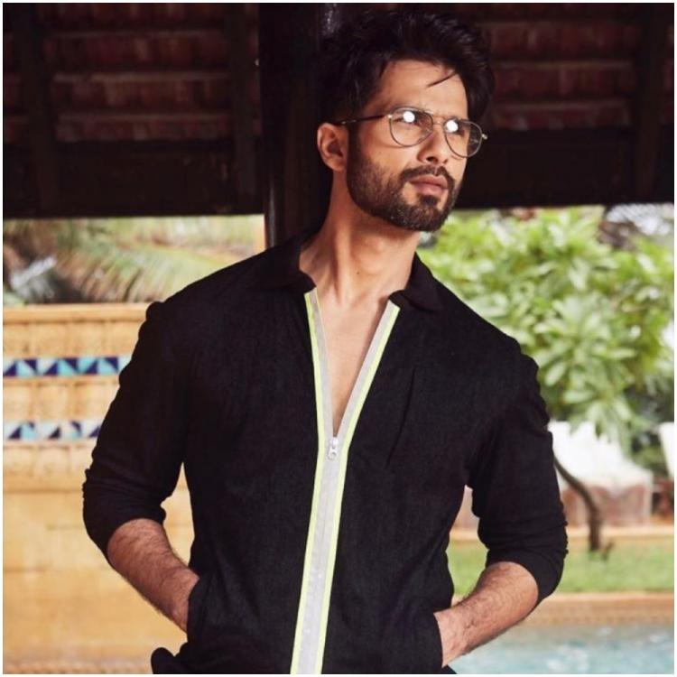 Shahid Kapoor Quotes Pope Francis & Explains Meaning Of
