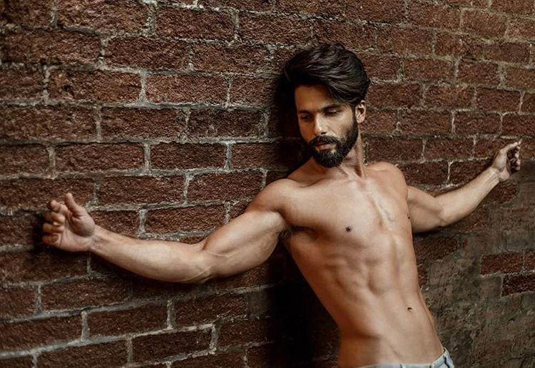 Image result for shahid kapoor muscles