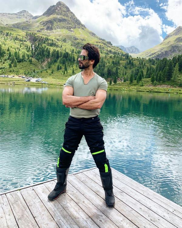 EXCLUSIVE: Shahid Kapoor gets injured on the sets of Jersey