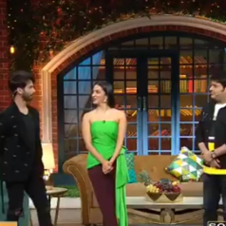 The Kapil Sharma Show: Kabir Singh actor Shahid Kapoor