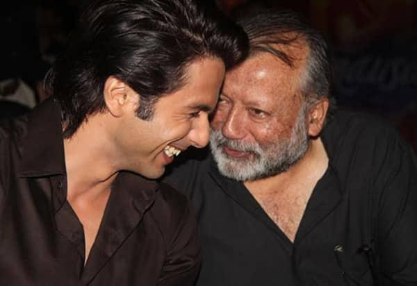 Shahid Kapoor & dad Pankaj Kapur reunite for Jersey; to play the role of Shahid's mentor in the film