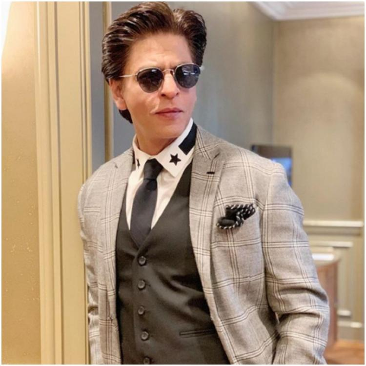 Shah Rukh Khan shoots for a special song Tu Desh Mera as a tribute to the martyrs of Pulwama attack