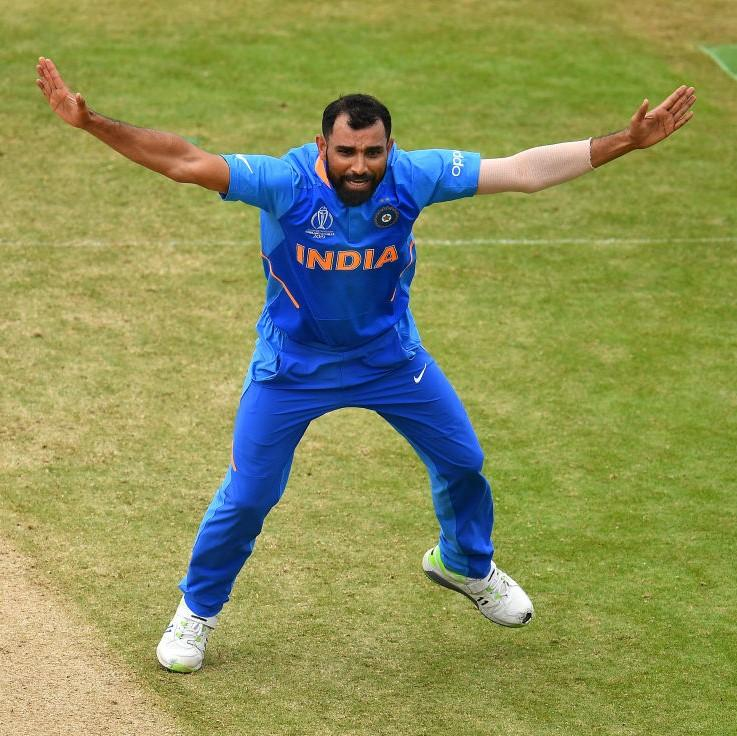 ICC World Cup 2019: Social Media CRITICISES Indian team management for excluding Mohammed Shami