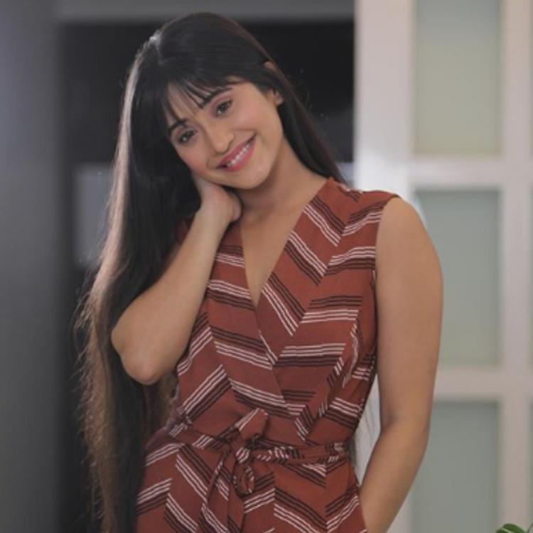 Shivangi Joshi flaunts her cute smile in her latest PICS and we are all hearts for her; take a look