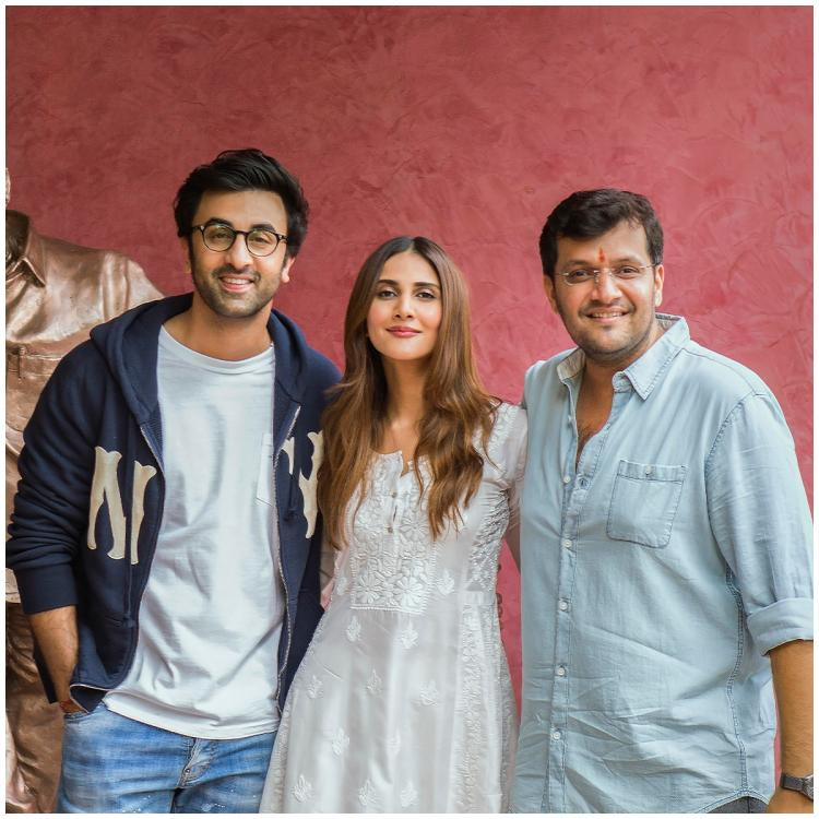 Image result for Vaani and Ranbir Kapoor