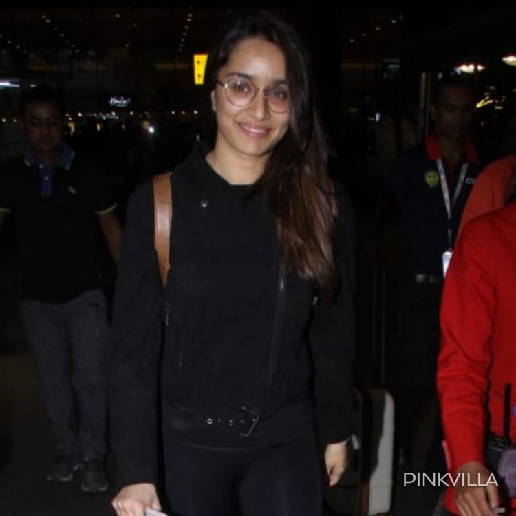 PHOTOS: Shraddha Kapoor arrives back to the bay after shooting for Baaghi 3 in Serbia; Check it out