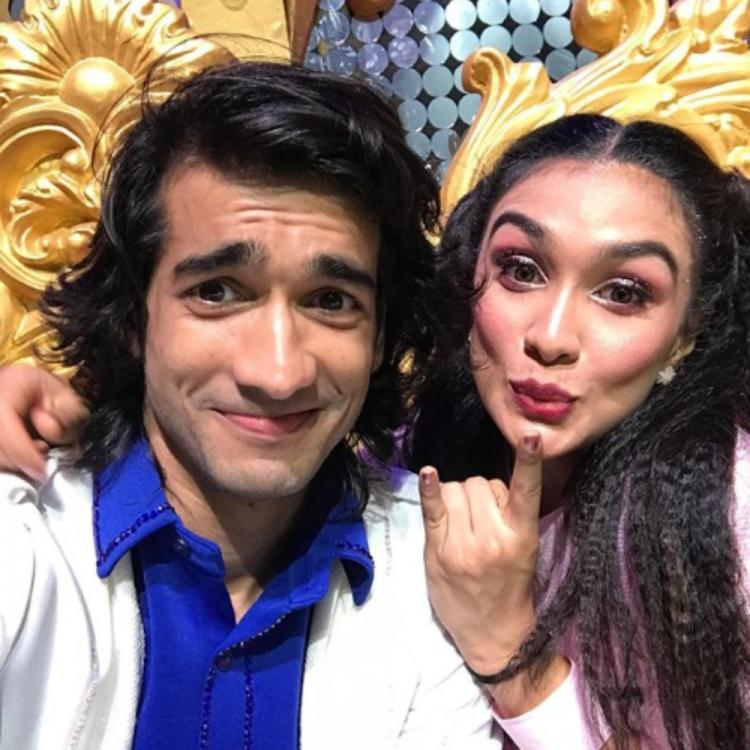 Nach Baliye 9: After Urvashi Dholakia, Shantanu Maheshwari gets into an argument with Raveena Tandon