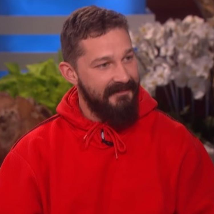 Shia LaBeouf reveals his on screen kiss with Dakota Johnson is by far the best