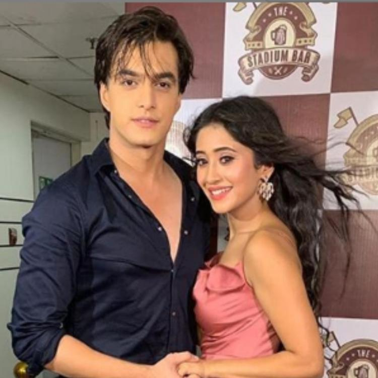 PHOTOS: Shivangi Joshi kick starts her pre birthday bash with beau Mohsin Khan, Surbhi Chandna and others