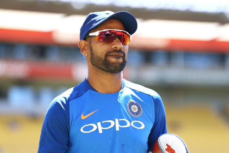 ICC World Cup 2019: Shikhar Dhawan tweets an emotional poem post injury, fans pour in well wishes