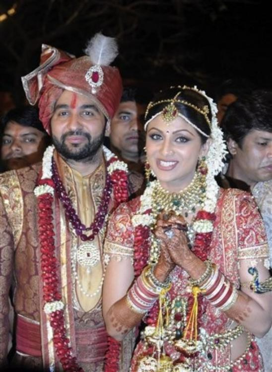 Photosshilpa Shetty Wedding Picsbollywood
