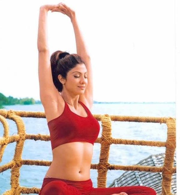 EXCLUSIVE Shilpa Shetty Talks About Yoga And Has A Tip For Working
