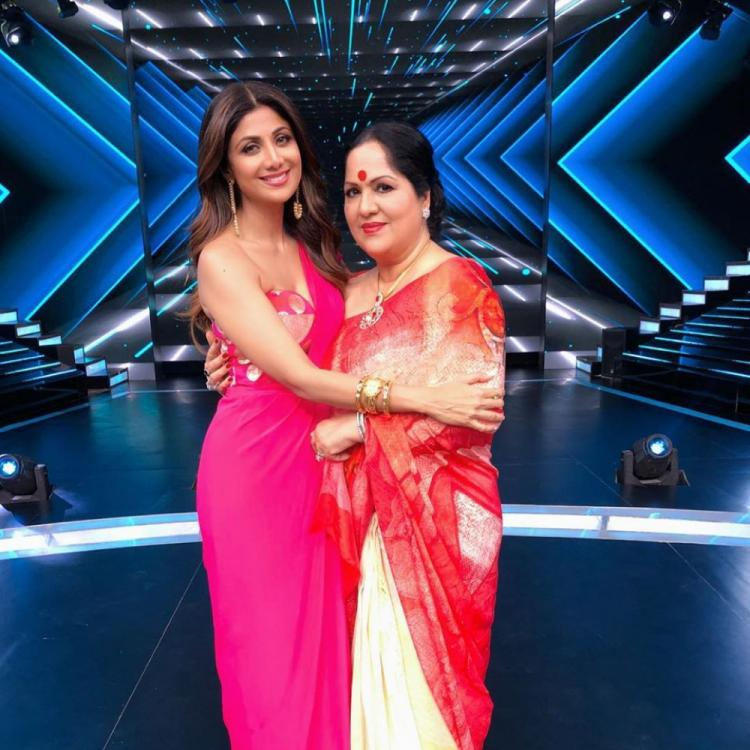 EXCLUSIVE: Shilpa Shetty reveals her mom predicted she would become an actress when she was 10