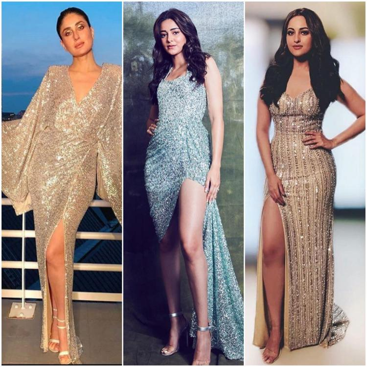 From Kareena Kapoor Khan to Ananya Panday, here are all the shimmery sequin dresses you need to own right now