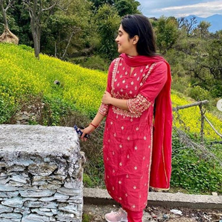Shivangi Joshi's vacation pictures from Uttarakhand will make you want to plan a holiday right away; See post