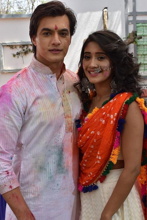 EXCLUSIVE: YRKKH's Mohsin Khan REVEALS his 1st mock shoot with Shivangi Joshi ahead of 1000 episodes of Kaira
