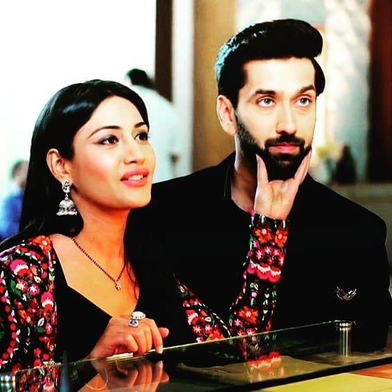 Surbhi Chandna wishes milky boy Nakuul Mehta in the cutest way; evokes nostalgia with a final Shivika video