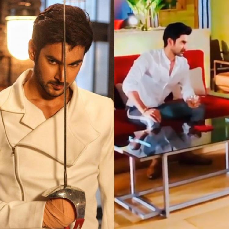 Beyhadh 2: Shivin Narang aka Rudra breaking glass with bare hands will give you chills; Watch VIDEO