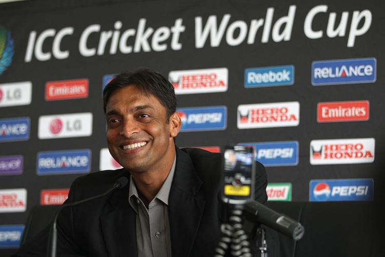 Shoaib Akhtar predicts the ICC World Cup 2019 Champions ahead of the New Zealand vs England final at Lord's