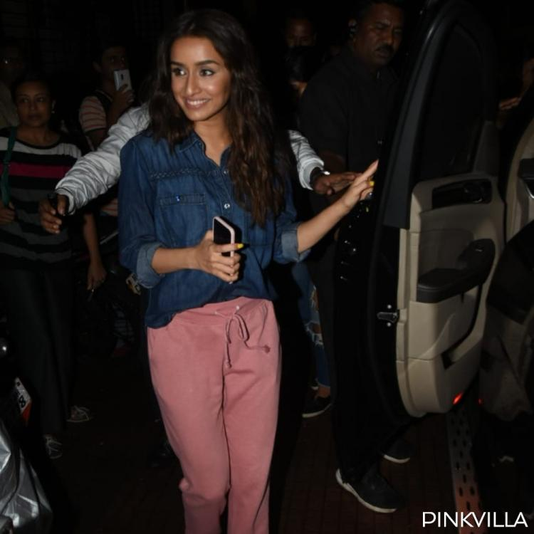 PHOTOS: Shraddha Kapoor nails the denim jacket look as she steps out in the city