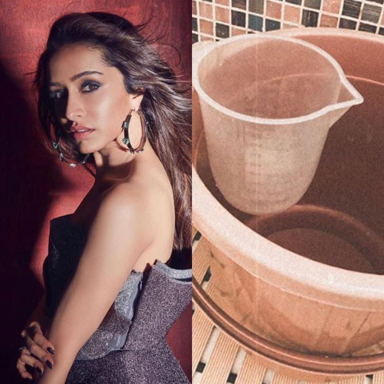 Shraddha Kapoor shares an IMPORTANT eco friendly message during quarantine time and it's the need of the hour