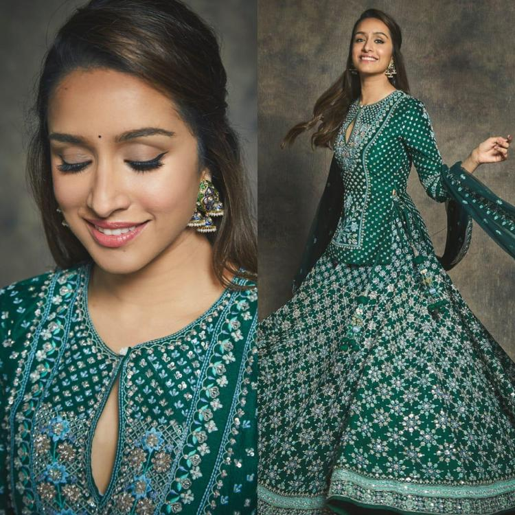 Shraddha Kapoor's Anita Dongre outfit is perfect to wear to your Best Friend's wedding