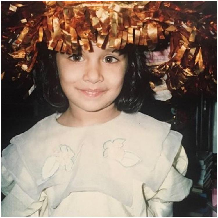 Shraddha Kapoor makes use of quarantine time to treat her fans with a throwback photo and it's beyond adorable