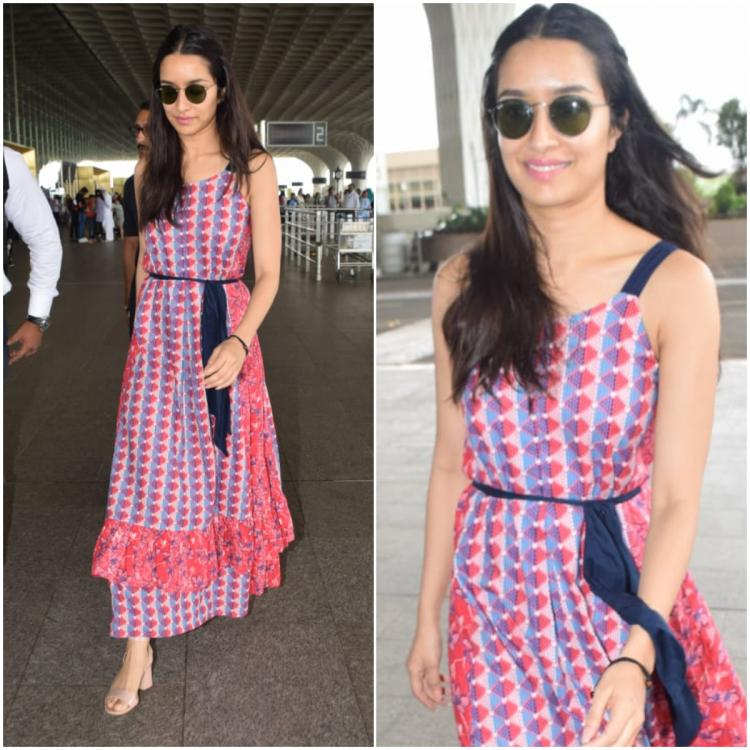 Shraddha Kapoor in Global Desi at the airport: Yay or Nay?
